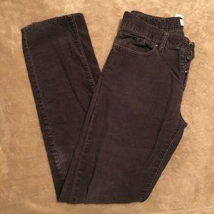 H&M slim fit corduroy pants